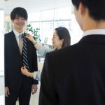 就活リクルートスーツ売上業界トップ紳士服の青山さんとコラボ!