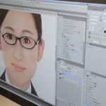 【就活写真で眼鏡の悩み】眼鏡でも証明写真はキレイに撮影できます!